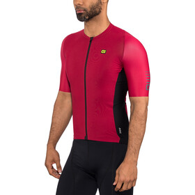 Alé Cycling R-EV1 Race Maillot manches courtes Homme, masai red